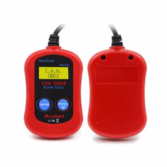 Autel MaxiScan MS300 CAN OBD2 Code Reader Scan Tool - intl Price Philippines