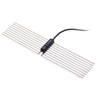 Auto Car DVB-T Digital TV Antenna Aerial Replacement Black PVCPortable