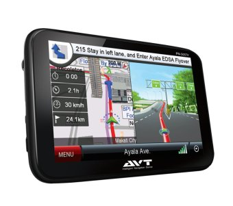AVT PN505 Navigation Black with TV Price Philippines