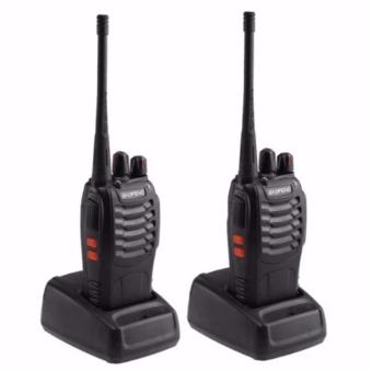 Baofeng/Pofung BF-888s UHF Transceiver Two-Way Radio set of 2