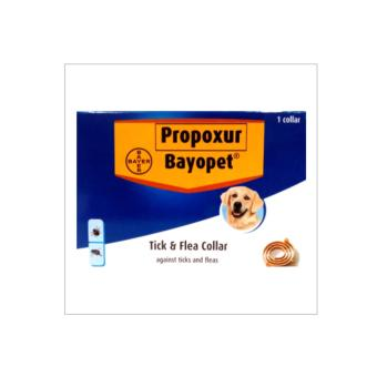 Bayer Propoxur Bayopet (Tick & Flea Collar)