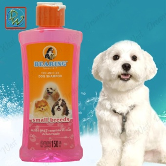 Bearing Tick and Flea Dog Shampoo 150ml - Small Breeds