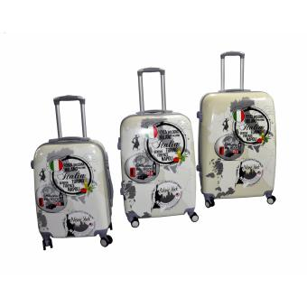 "Best Trio Case Travel Luggage F-9081 set of 3 size (20""/24""/28"")"