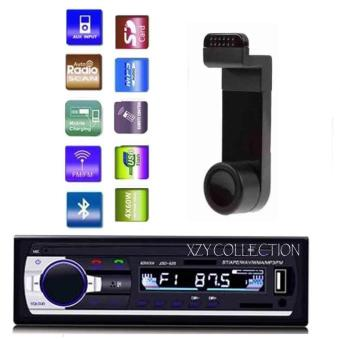 Bluetooth Car Stereo Receivers 60W Single Din Audio Receiver Support MP3 Player/FM Radio USB