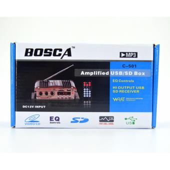 Bosca Car Amplifier Price Philippines