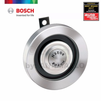 Bosch Europa Supertone Horn 12v 300/375Hz (Silver)