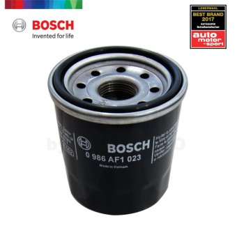 Bosch Oil Filter O1023 for Honda Civic & Honda City 1993-2016
