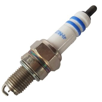 Bosch Platinum-Iridium Electrodes Spark Plugs (Yamaha MIO, Honda XRM, SYM, and All Other Motorcycles) Price Philippines