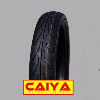 Caiya Motorcycle Tire 70/90R14 with free inner tube(2.50x14) Price Philippines