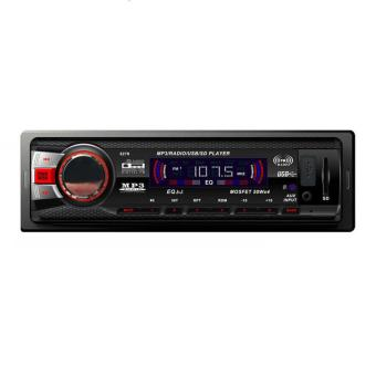 Car Bluetooth Audio Stereo AM FM Aux Input Receiver with SD USB MP3