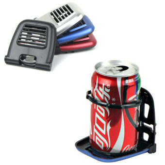 Car mounted foldable cup holder car cup holder