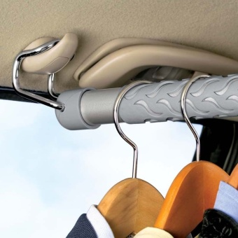 Car mounted hanger multi-functional car accessories