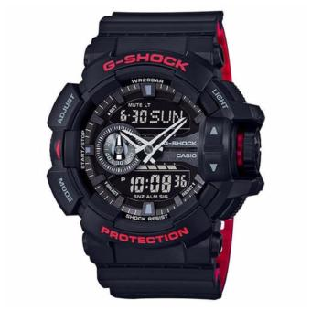 Casio G-shock GA-400HR-1 Shock Resistant Men's Watch Black
