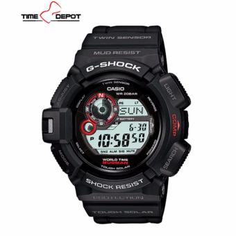 Casio G-Shock Mudman Men's Black Resin Strap Watch G-9300-1D