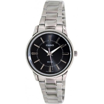 Casio LTP-1303D-1A Silver Stainless Watch for Women