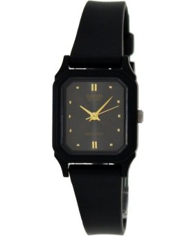 Casio Women's Black Resin Strap Watch LQ-142E-1ADF