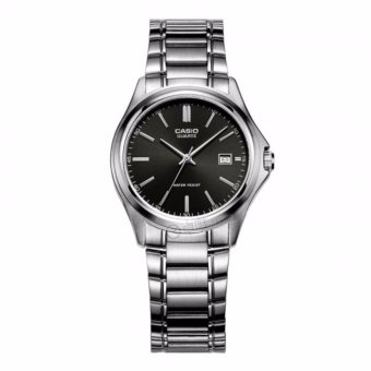 Casio Women's Stainless Steel Strap Watch LTP-1183A-1ADF
