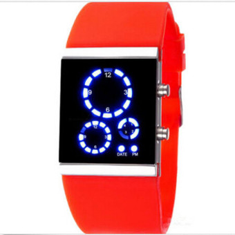 Channy Unisex Waterproof Sports Digital LED Wrist Watch