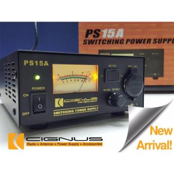Cignus PS 15A Mobile Base Radio Switching Power Supply 1 Yearwarranty