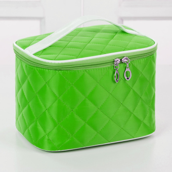 Counter large capacity waterproof wash bag large cosmetic bag