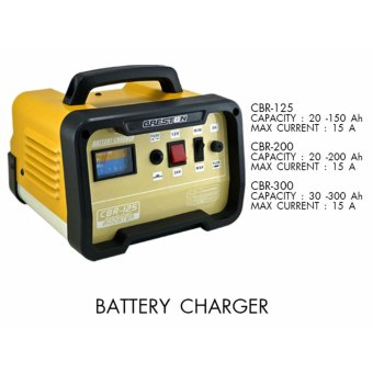 Creston Car Battery Charger (200 AH)