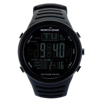 Digital watches Men Sport Watch with Weather forecast Altimeter Barometer Thermometer Altitude for Mountaineer Climbing Hiking Fishing Outdoor sports Price Philippines