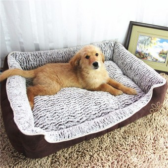 Dog Bed Detachable Pet House / Kennel Cat Puppy Beb Mat XL