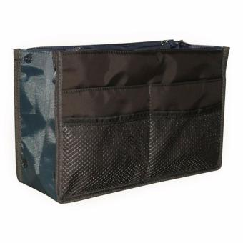 Dual Bag in Bag Organizer (Brown)