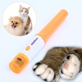 Electric Replacement PediPaws Quick Safe Pets Nail Cats Cutter Groomer Tool - intl