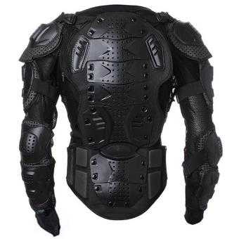Empire XXL SizeMotorcycle Motorcross Racing Full Body Armor SpineChest Protective Jacket - intl Price Philippines