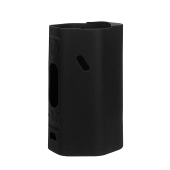For Wismec Reuleaux RX200S TC Box Silicone Case Cover Sleeve Protector BK - intl