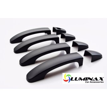 Ford Ranger 2012+ Door Cover Outer (4pcs/Set) Matte Black Protector Price Philippines