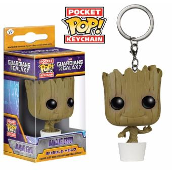 Funko Pocket POP! Keychain: Guardians of the Galaxy - Dancing Groot