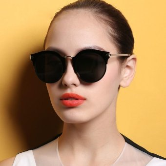Hawaii Ladies Sunglasses Semi-Rimless Sun Glasses for Women BrandDesign Mirror Eyewears UV400 Protection - intl Price Philippines
