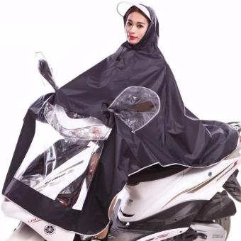 Heavy Duty Motorcycle Cycle Scooter Waterproof Single RainCoat