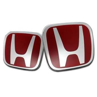 Honda Red H Emblem for Honda City 2009-2013