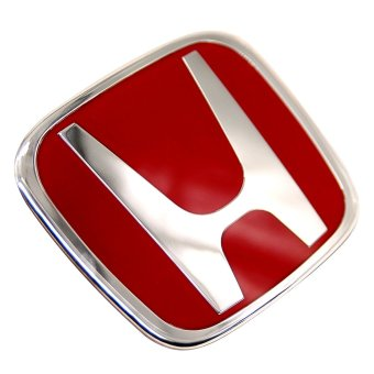 Honda Red H Emblem for Steering Wheel