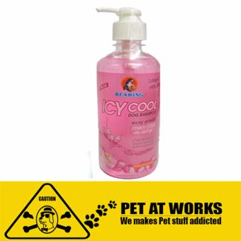 Bearing Icy Cool Dog Shampoo (450ml) Pink Price Philippines