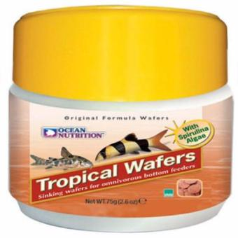 Ocean Nutrition Tropical Wafers 75g Price Philippines