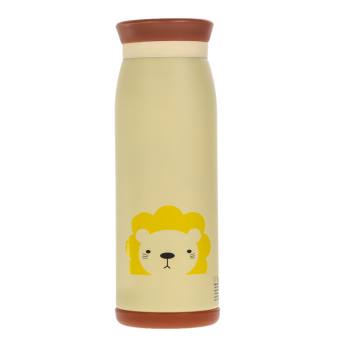 Harga 500ml Thermos Mug Insulated Tumbler Travel Cups Stainless Steel Lion