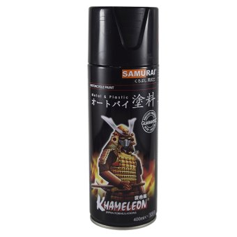 Samurai 128A Flat Clear Spray Paint 400ml Price Philippines