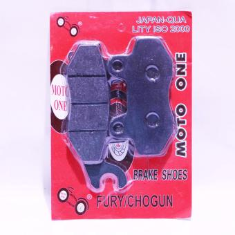 Harga Moto One Brake Pad Fury/Shogun