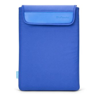 Harga POFOKO 13.3 Inch Waterproof Sleeve Case for Macbook Air / Pro Laptop Notebook (Blue) (Intl)