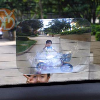 Harga Wide-angle Rear Window Fresnel Lens - Transparent