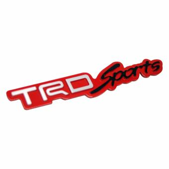 TRD Sports Emblem for Trunk Price Philippines