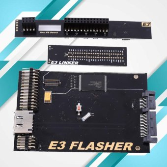 E3 Nor Flasher E3 Paperback Edition Downgrade Tool For PS - intl Price Philippines