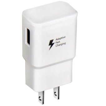 Adaptive Fast Charger USB Wall Charger (White) Price Philippines