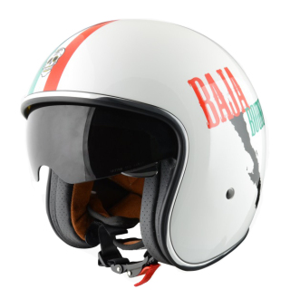 Origine Italy Open Face 00019 Sprint Baja Bound Helmet (White) Price Philippines