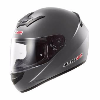 LS2 Full-Face FF352 Rookie Mono Helmet (Titanium) Price Philippines
