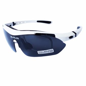 Harga FURY SAVA 5 LENS MULTISPORT SUNGLASSES WHITE